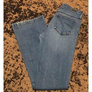 Chrissy Flare Leg Jeans